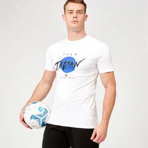 マイプロテインのチームジャパン応援Tシャツ購入で33%オフセール